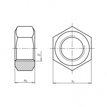 SUPORT PVC COMPLETARE PENTRU TSG10 SI TSG11