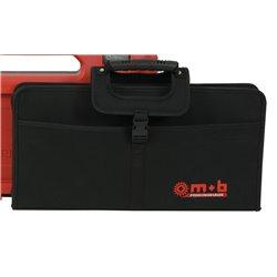 GEANTA TEXTIL PENTRU SCULE FUSION BOX-TEXTIL  Mob&Ius 9477000001