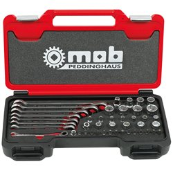 TRUSA FUSION BOX MEDIU ADAPT44 CAPETE/CHEI CU CLICHET Mob&Ius 9436044001