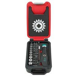 """TRUSA FUSION BOX SMALL TCCT 33SCHX1/4"""" SH CAPETE/BITURI Mob&Ius 9416033001"""
