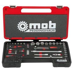 """TRUSA FUSION BOX CARGO COMBI 70 1/4'-1/2"""" Mob&Ius 9476070001"""