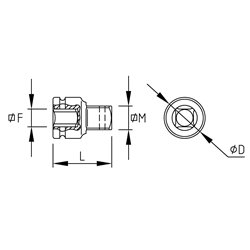 """AMPLIFICATOR IMPACT 3/4""""-1"""" Mob&Ius 9293100501"""
